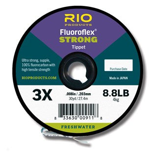 RIO Fluoroflex Plus Strong Tippet