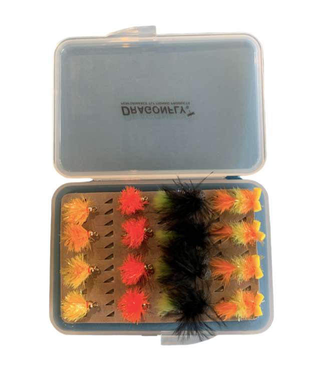 Trout Waters Boobie & Blob 16 Pack