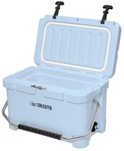 Calcutta Limited Edition Renegade 20 Litre Cooler with drain plug light