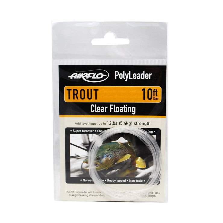 Airflo PolyLeader - Trout 10'