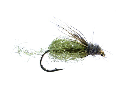 Sparkle Caddis Pupa
