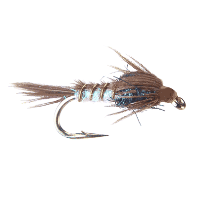 Kyle's Spring Creek Superflash Pheasant Tail
