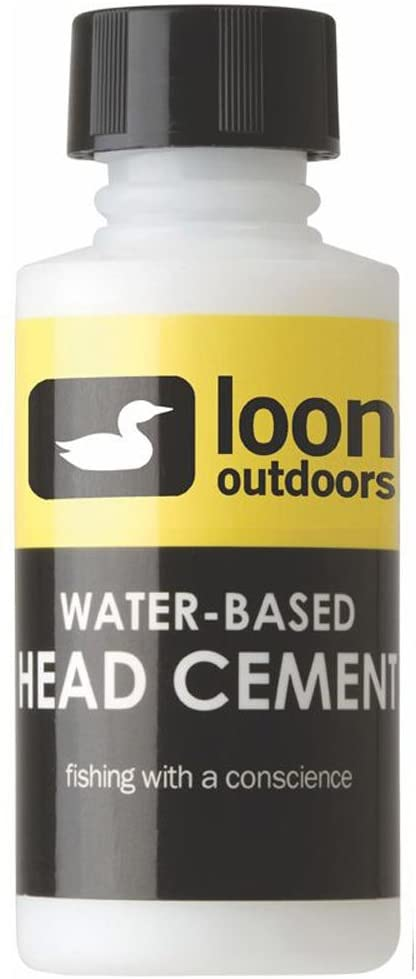 Loon Outdoors  Water-Based Head Cement