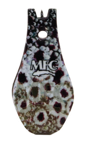 MFC Tungsten Carbide Nippers - River Camo Series