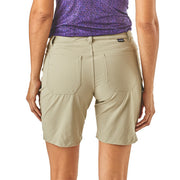 Women's Skyline Traveler Shorts - 8""