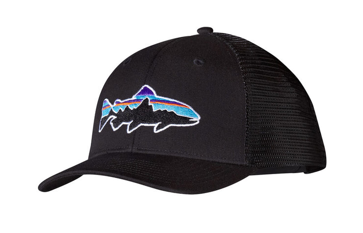 Patagonia Fitz Roy Trout Trucker Hat