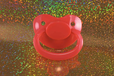 Candy Apple Adult Size Paci