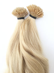 Eastern European Human Hair Pre-bonded Tips