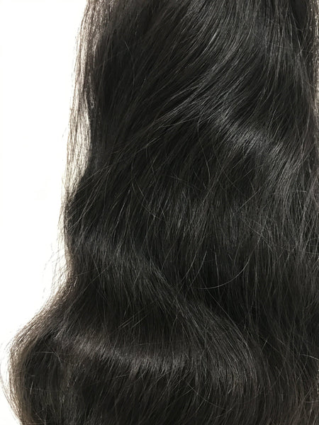 Peruvian Virgin Remy Human Hair, Virgin Uncoloured