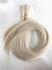 Bulk Hair Extensions, Brazilian Knot, Hand Tied Hair Extensions, Wigs, Human Remy Hair