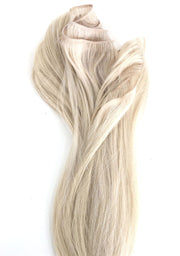 Real European Human Hair Extensions, Weft