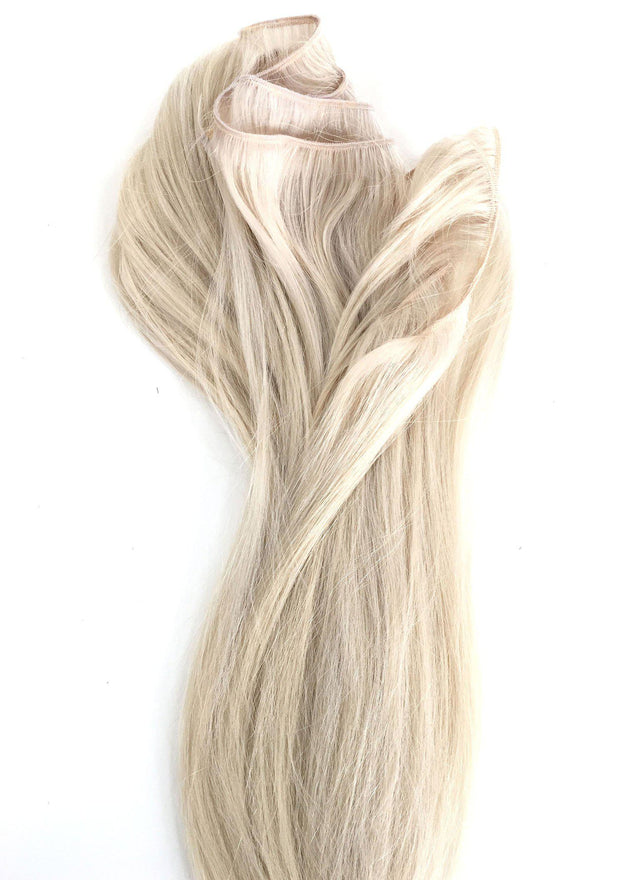 Eastern European Bulk Human Hair, Weft