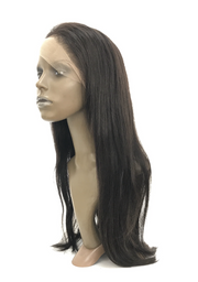 best straight human hair wig
