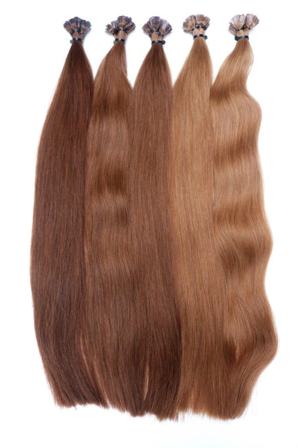 Eurasian Remy Human Hair Extensions