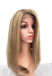 custom made human hair wig