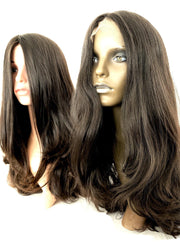 European Hair Wig, Custom Made Real Human Hair Wig