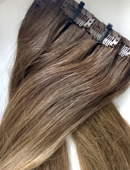Rooted Russian Hair Extensions