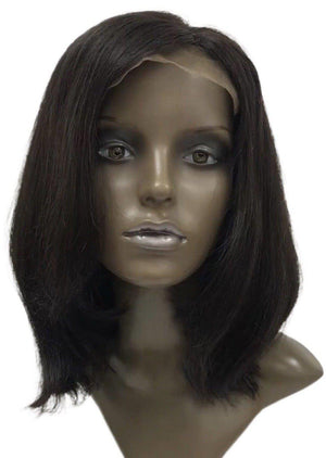 Indian Hair Wig, Custom Made Real Human Hair Wig