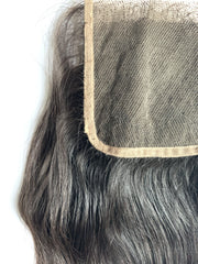 lace topper, real human hair