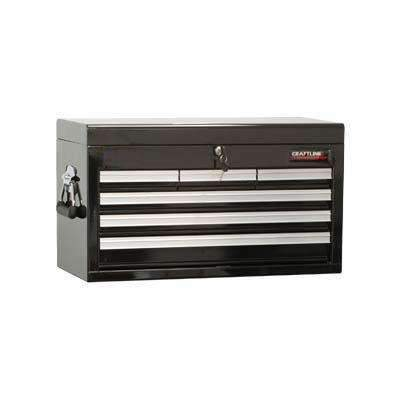 CraftLine Limited PC-EP222-6BX Portable 6 Drawer Top Tool Box ChestCraftLine Limited PC-EP222-6BX Portable 6 Drawer Top Tool Box ChestGarage Systematic