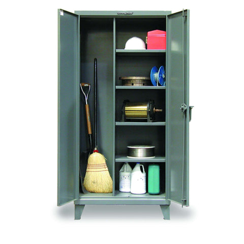 Strong Hold 36-BC-244 Janitorial Storage CabinetStrong Hold 36-BC-244 Janitorial Storage CabinetGarage Systematic
