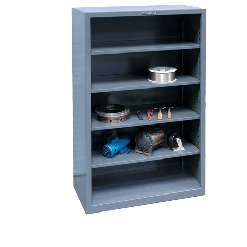 Strong Hold 36-CSU-184 12 GA Steel Shelving UnitStrong Hold 36-CSU-184 12 GA Steel Shelving UnitGarage Systematic