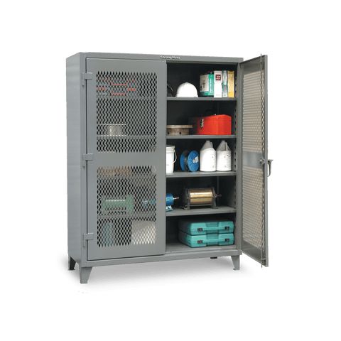 Strong Hold 36-V-244 Ventilated Industrial Storage CabinetStrong Hold 36-V-244 Ventilated Industrial Storage CabinetGarage Systematic
