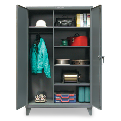 Strong Hold 36-W-245 Industrial Uniform CabinetStrong Hold 36-W-245 Industrial Uniform CabinetGarage Systematic