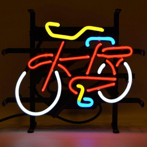 Neonetics Bicycle Neon Sign 5BICYLNeonetics Bicycle Neon Sign 5BICYLGarage Systematic