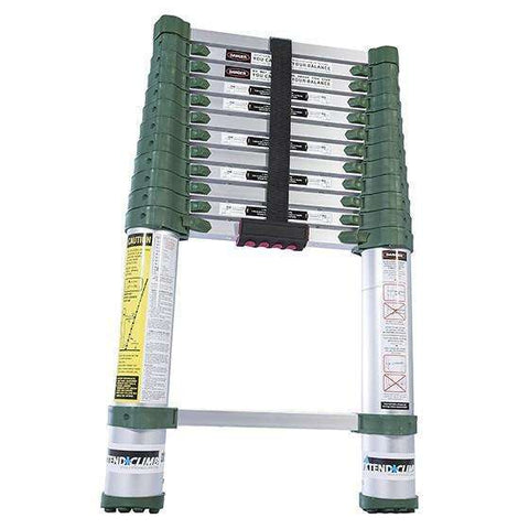 Xtend+Climb 780P Pro Series Telescoping Ladder 12.5 Ft.Xtend+Climb 780P Pro Series Telescoping Ladder 12.5 Ft.Garage Systematic