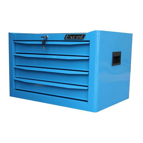 Excel Metal Tool Box Chest 4 Drawer (Top Part) TB2204-X