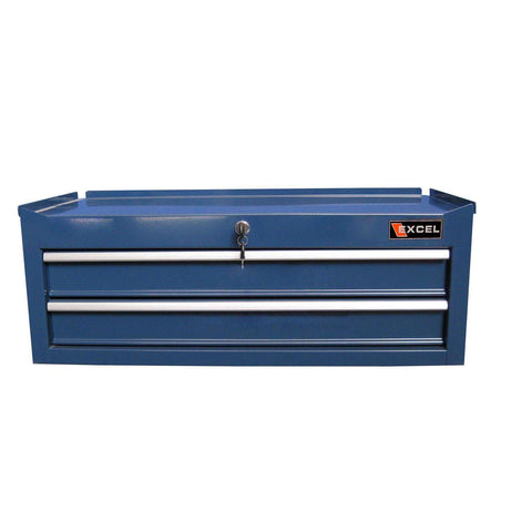 Excel Metal Tool Box Chest 2 Drawer (Middle Part) TB2502-X