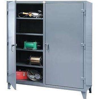 Strong Hold 36-DS-248 Double Shift Industrial CabinetStrong Hold 36-DS-248 Double Shift Industrial CabinetGarage Systematic