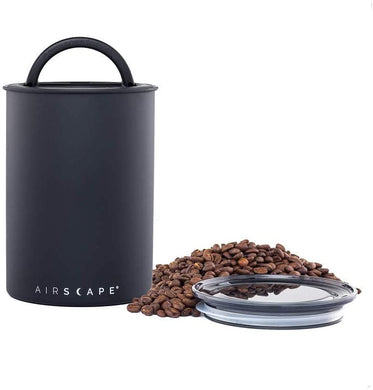 Airscape Coffee Storage - Stainless Steel