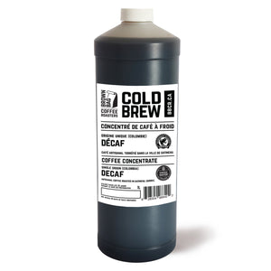 COLD BREW DECAF Coffee Concentrate