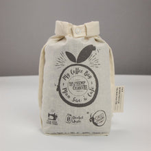 Charger l'image dans la galerie, Reusable Hemp Coffee Bag