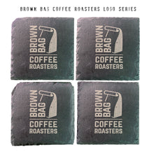 Load image into Gallery viewer, Brown Bag Coffee Roasters Logo Series