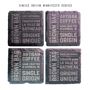 Single Origin Manifesto Series
