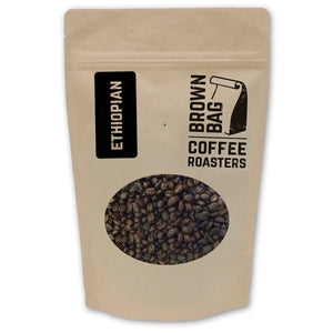 Ethiopian single origin coffee by BBCR