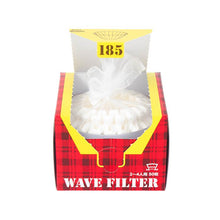 Load image into Gallery viewer, Kalita 185 Filters White (50 Pack)