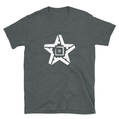 5A Star T-Shirt (White Star)