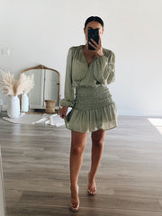Summer Romance Mint dress