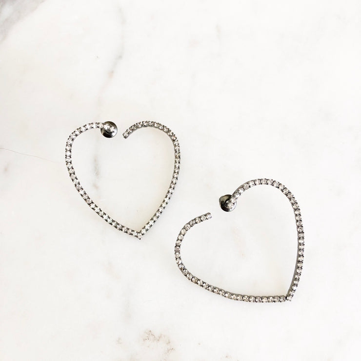 Hearty Earrings