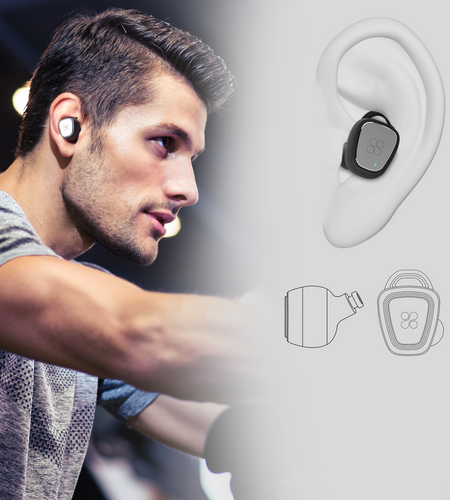 PROMATE High Definition True Wireless Stereo Earbuds