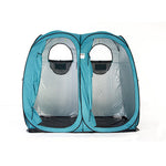 Dual Pop-Up Camping Multi-Purpose Privacy Tent
