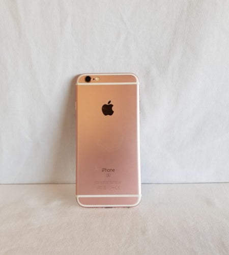 iPhone 6S 128GB Rose Gold - Pre Owned Grade A, Unlocked