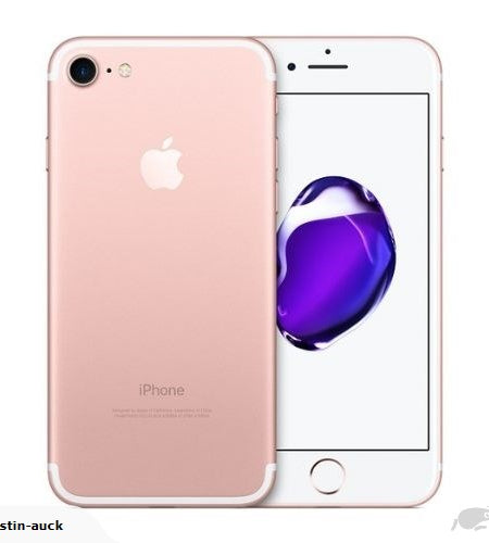 iPhone 7 128GB Rose Gold - Pre Owned, Grade A, Unlocked