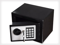 Digital Safe Security Box with 2 Keys