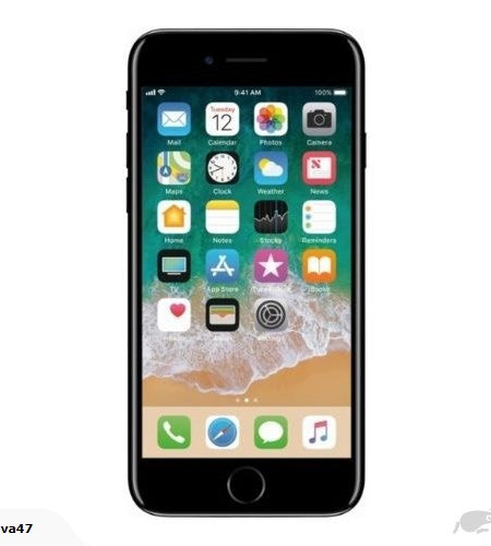 iPhone 7 128GB Black - Pre Owned, Grade A, Unlocked