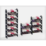 Multi-Tier Detachable Shoe Organising Rack